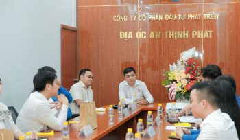 Hội nghị công tác đoàn An Thịnh Phát