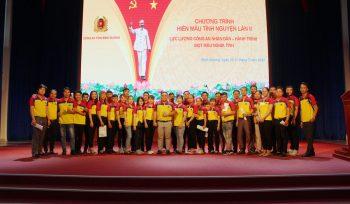 Hiến máu thiện nguyện của cán bộ công nhân viên ATP Group
